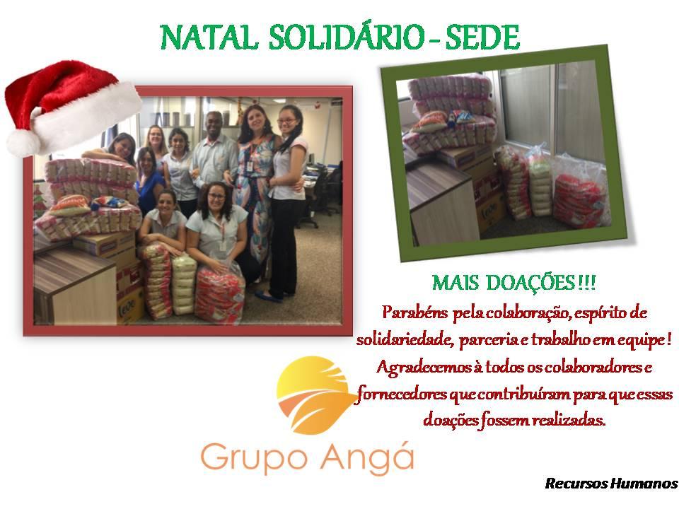 NATAL SOLIDÁRIO - SEDE DOAÇÕES 2